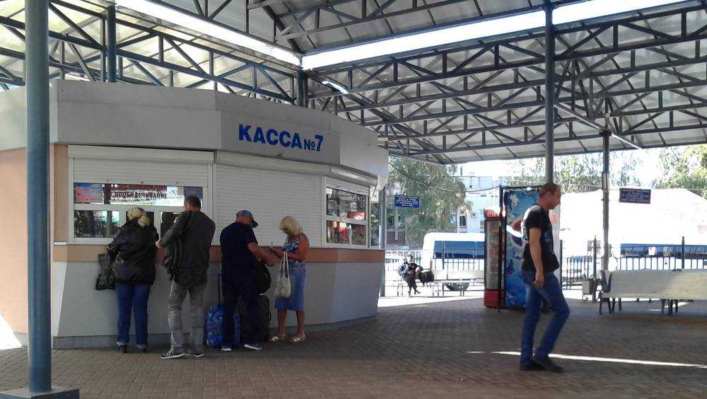 Брянцы высказались против переноса автовокзала в Володарский район