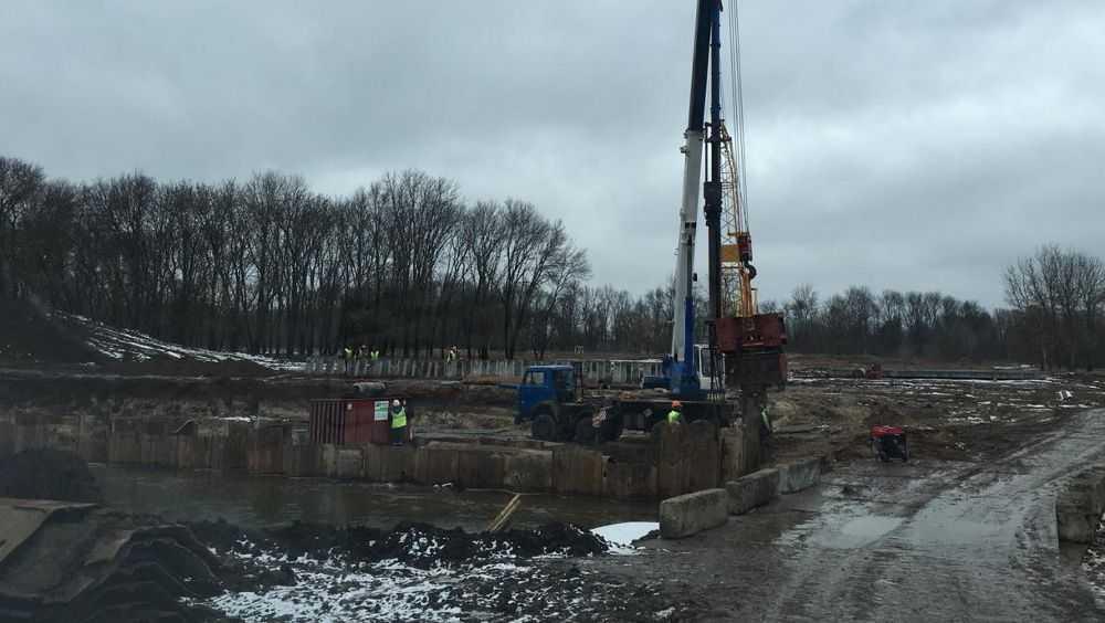 Строители дороги Брянск-I – Брянск-II взялись за мост через Снежеть