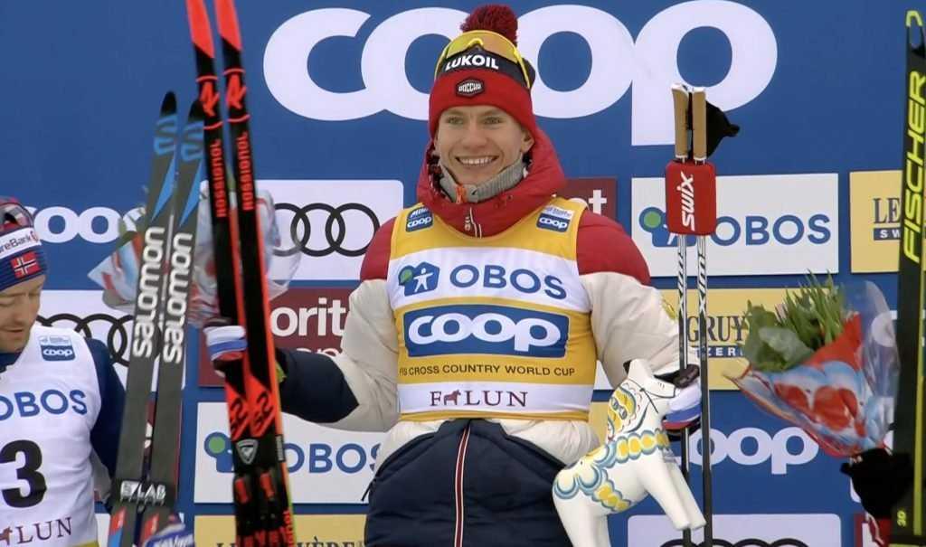 «Настоящий бык»: финский эксперт удивился успехам брянца Большунова