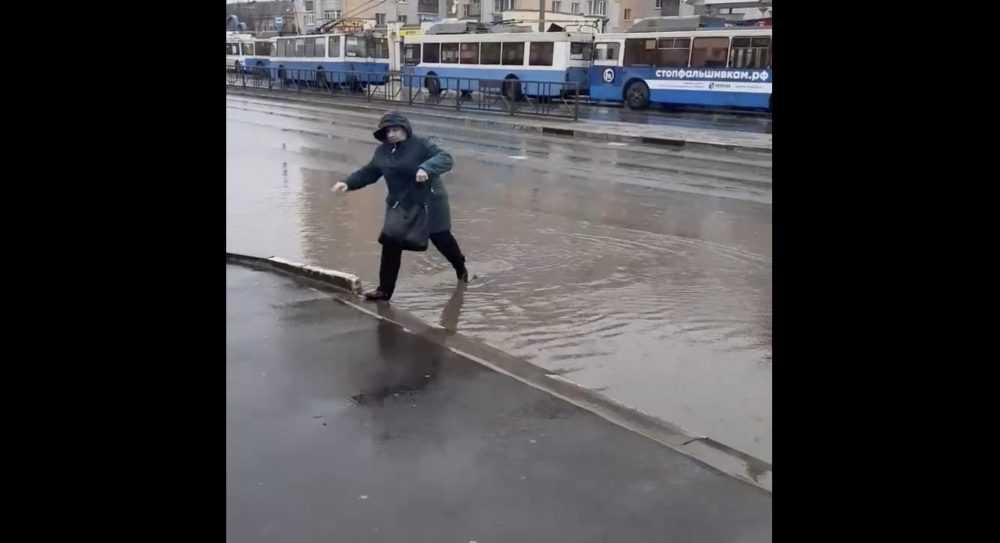 Брянцы потребовали соорудить понтонную переправу в Фокинском районе