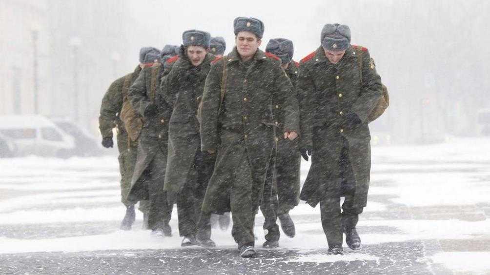 Брянцам в День защитника Отечества пообещали дождь со снегом