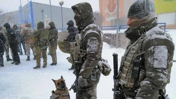 Украинский нацгвардеец во время отпуска сбежал в «страну-агрессор»