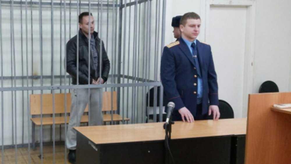 В Брянске взяли под стражу подозреваемого в убийстве