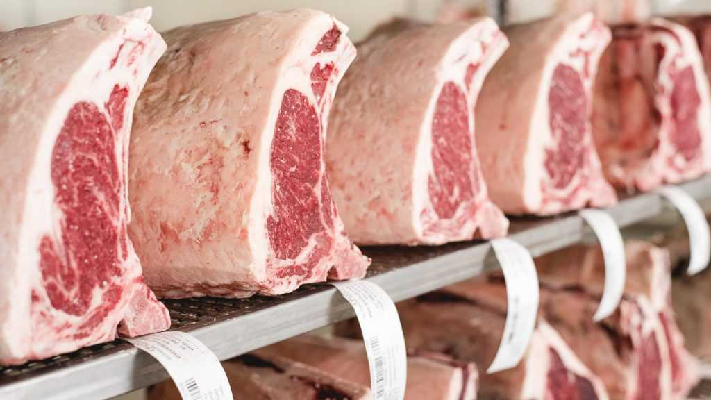 Брянская область отправила 47 тонн говядины в Саудовскую Аравию