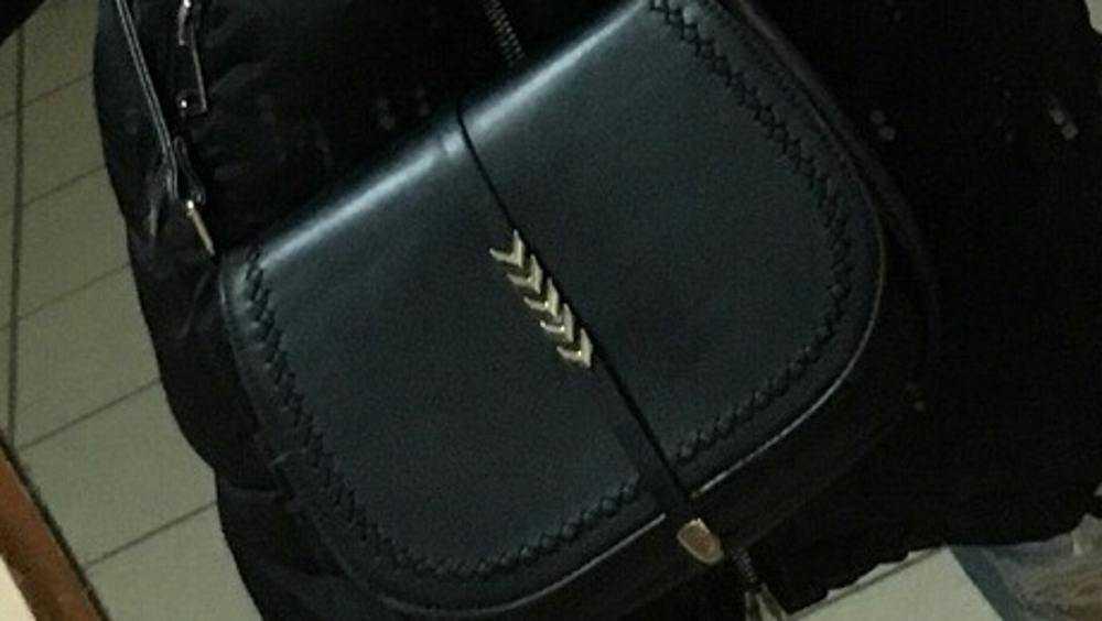 В Сельцо украденную сумку подбросили хозяйке