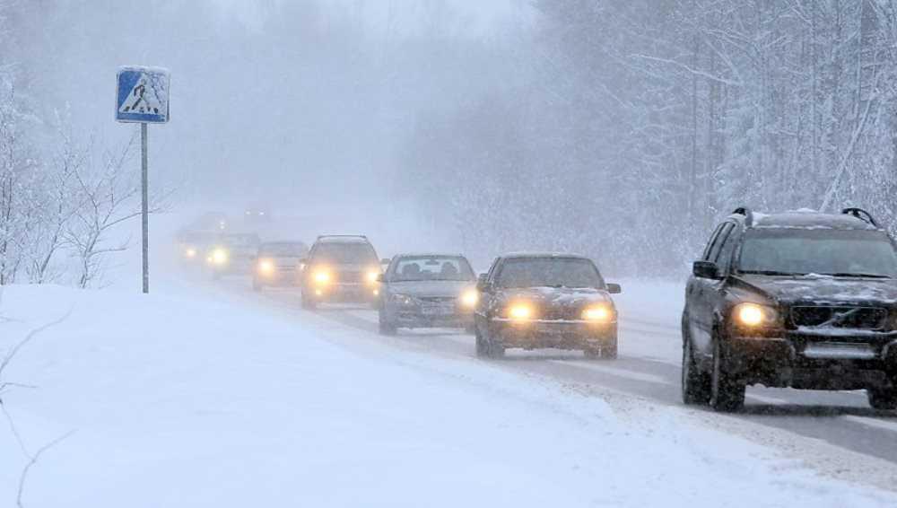 В Брянской области сильно похолодает и пойдет снег