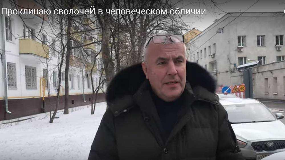 Брянский блогер Коломейцев записал ролик возле центра психиатрии