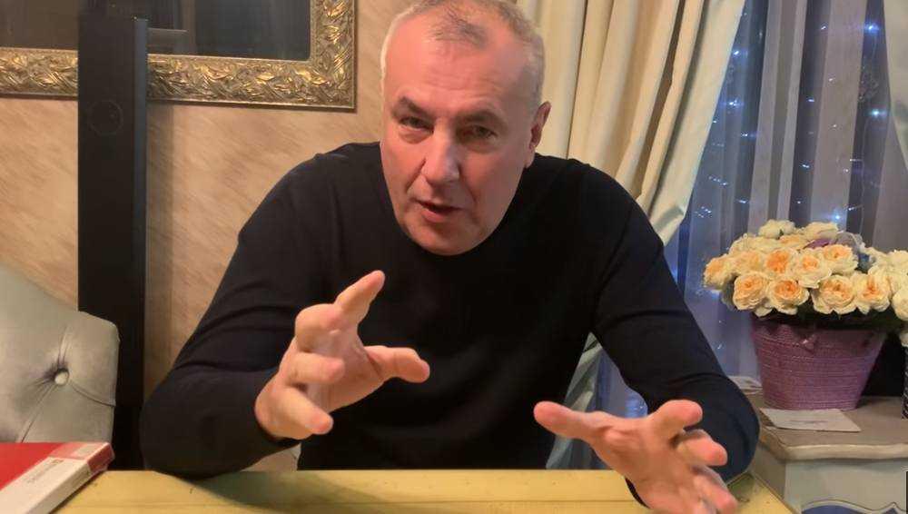 «Подонки, сволочи, проклинаю!»: брянский блогер Коломейцев сорвался