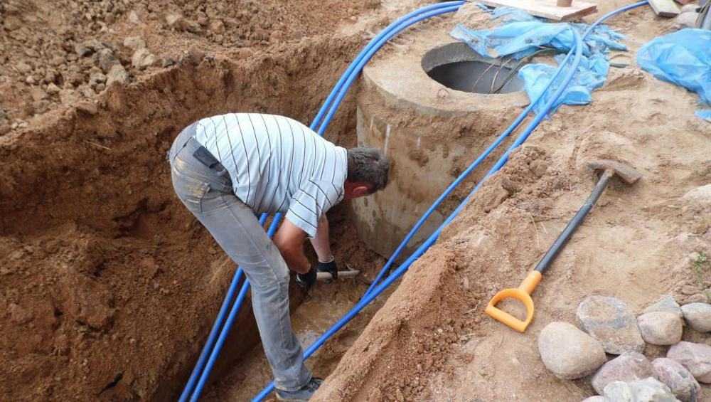 Брянцы поразились дороговизне подключения воды