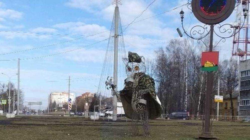 Брянский волк «Щас спою» стал солдатом