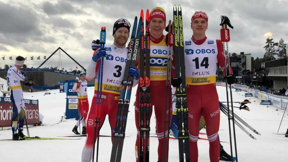 Секрет тренировок брянского лыжника Большунова поразил шведов