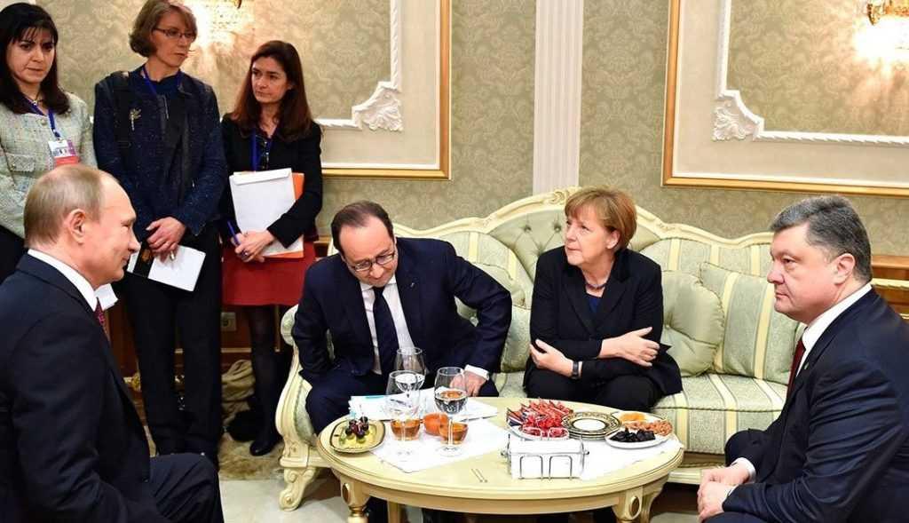 Порошенко рассказал о страшной ночи с Путиным