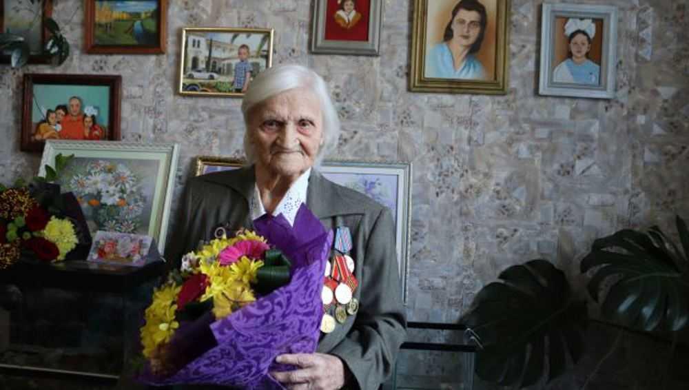 Жительница Клинцов отпраздновала вековой юбилей