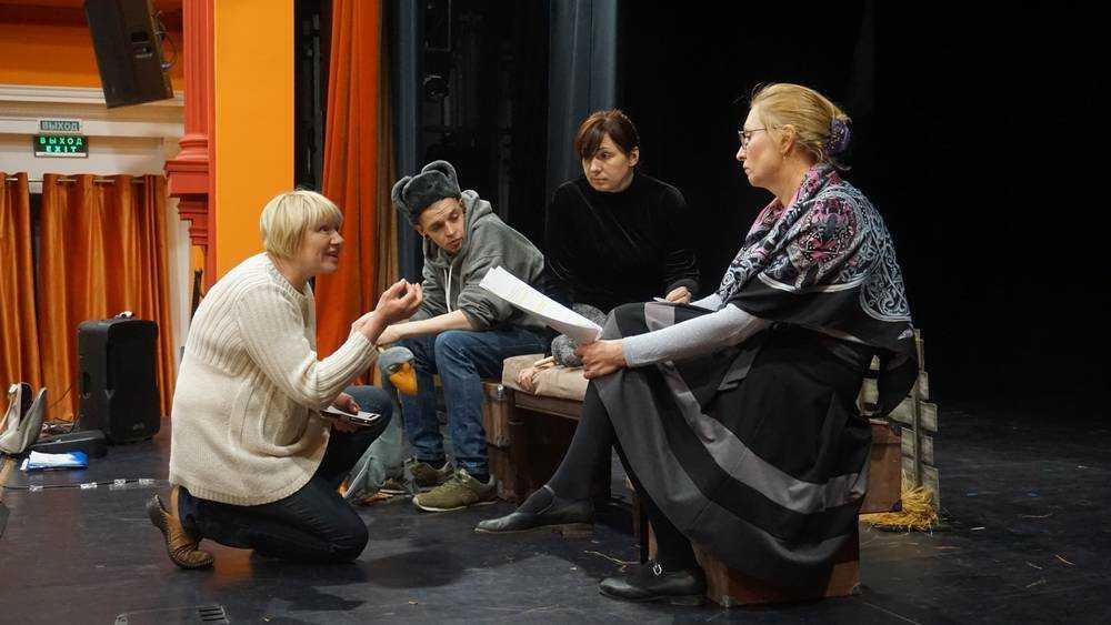 В Брянском театре кукол 75-летию Великой Победы будет посвящена премьера спектакля