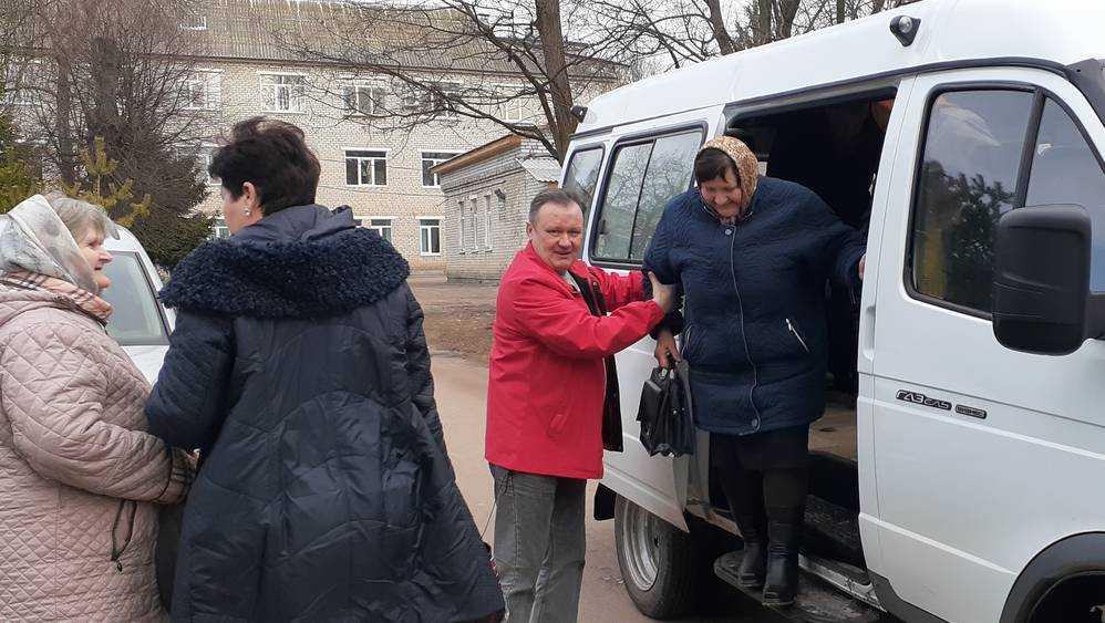 В Трубчевском районе диспансеризацию пройдут 560 пенсионеров