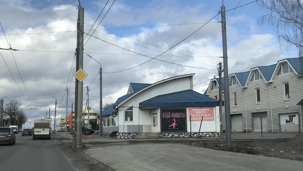 В Брянске снесут шиномонтаж для расширения Городищенской горки