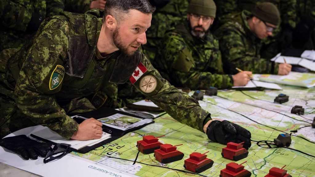 Канадский генерал рассмешил россиян