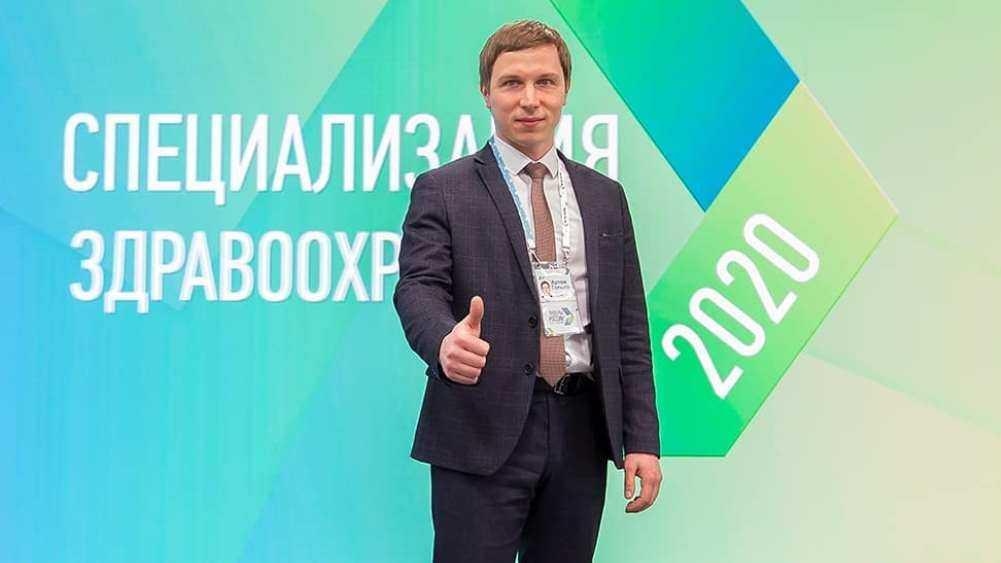 Артем Голыго из Брянска стал победителем конкурса «Лидеры России»