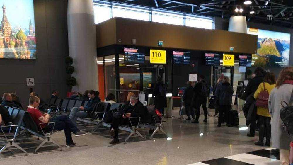 Брянец удивился безмятежности аэропорта Кольцово на Урале