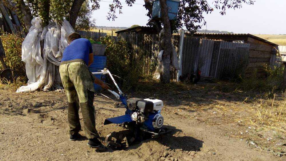 Жители Трубчевского района при помощи государства купили технику и скот