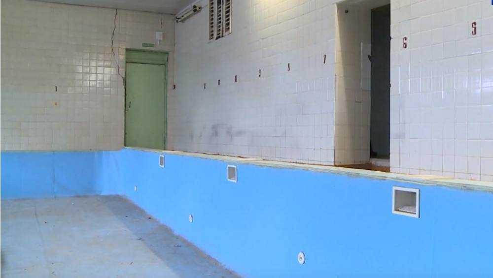 В двух брянских школах отремонтируют бассейны