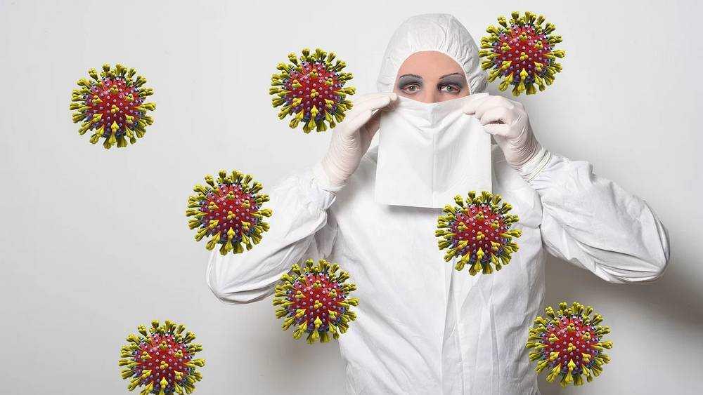 В Брянской области подтвердили еще 40 случаев заражения коронавирусом