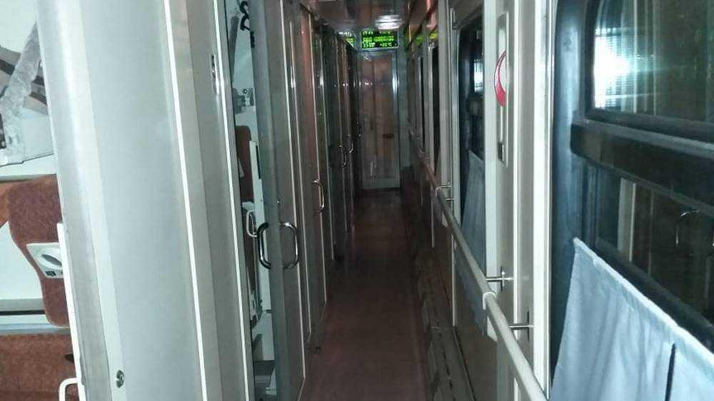 Жителю Брянска подали персональный вагон до Москвы