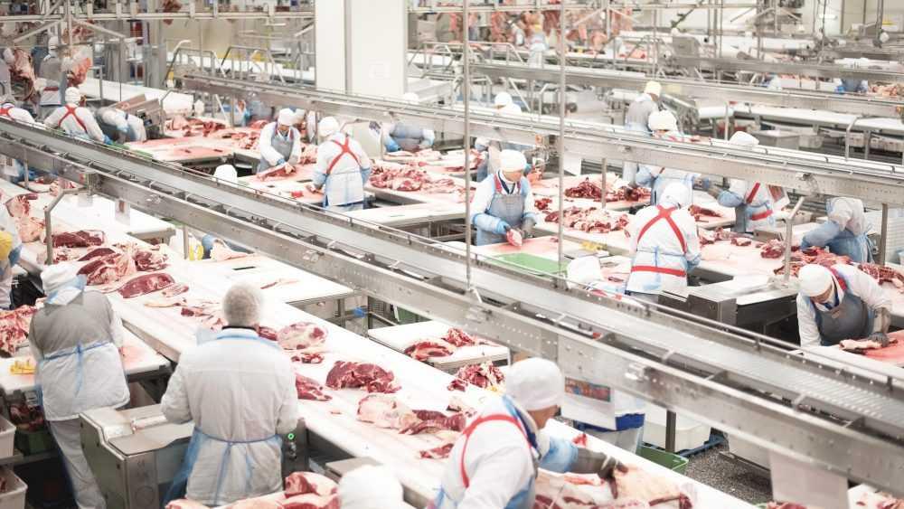 «Мираторг» планирует увеличить объём производства мясной продукции на 12 % до 847 тысяч тонн в 2020 году