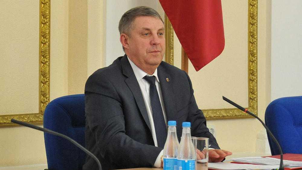 Брянский губернатор Богомаз призвал хлеборобов думать и развиваться