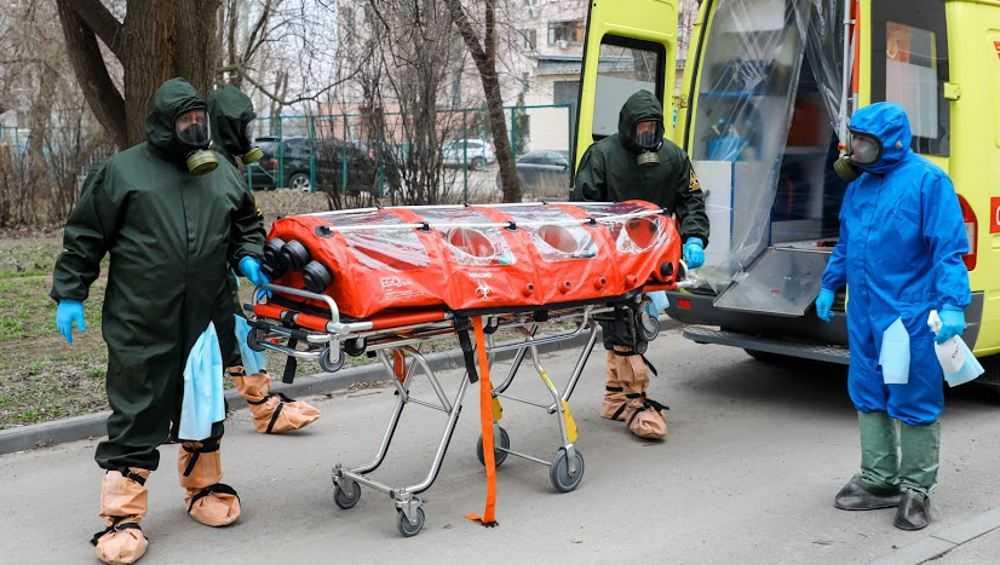 Брянской медицине закупят боксы для перевозки инфицированных