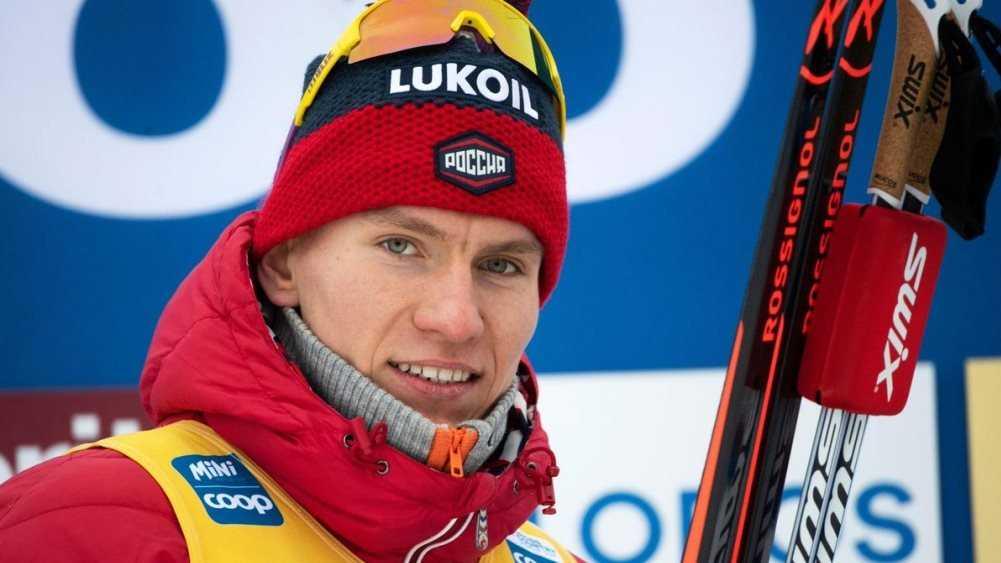 Брянский лыжник Большунов стал пятым в гонке на Кубке мира