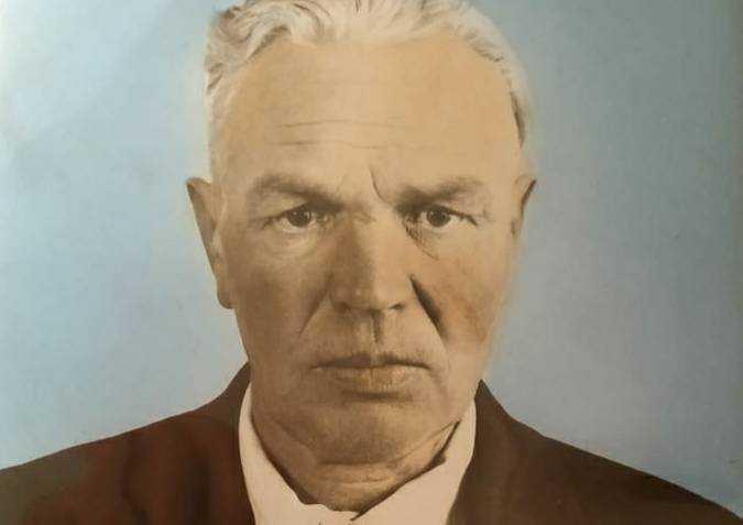 Вспомним Победителей поименно: Винокуров Егор Никифорович