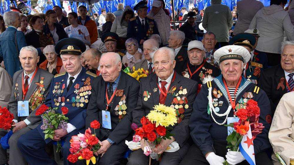 В Брянске разъяснили порядок юбилейных выплат фронтовикам