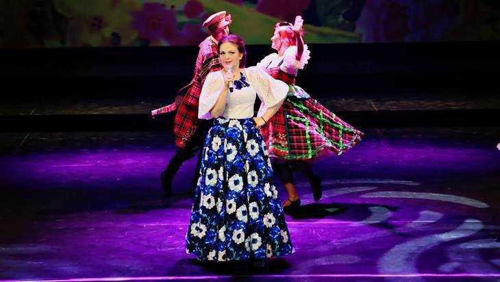 Певица Марина Девятова выступит в Брянске 10 декабря