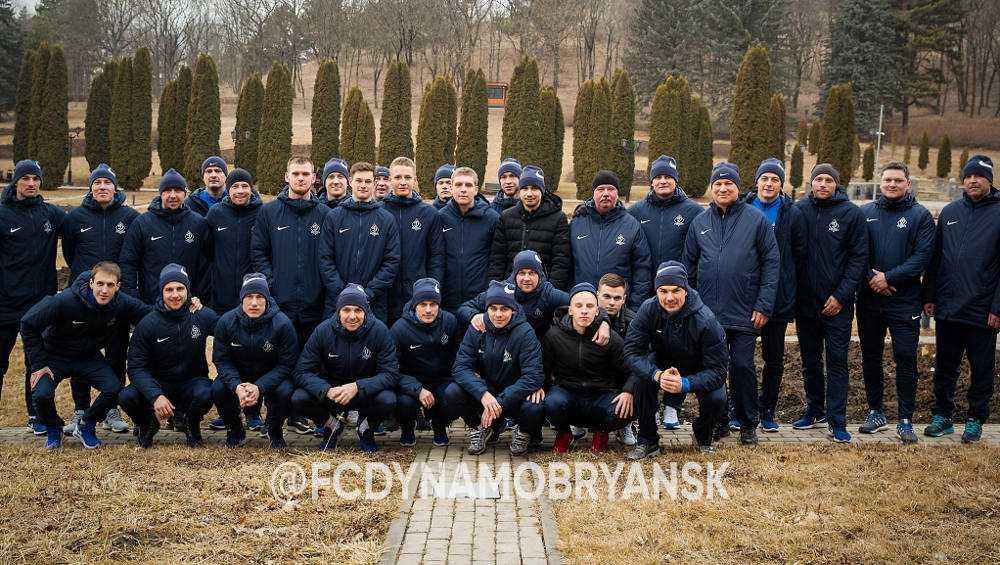 Брянское «Динамо» отправится на сборы в Турцию