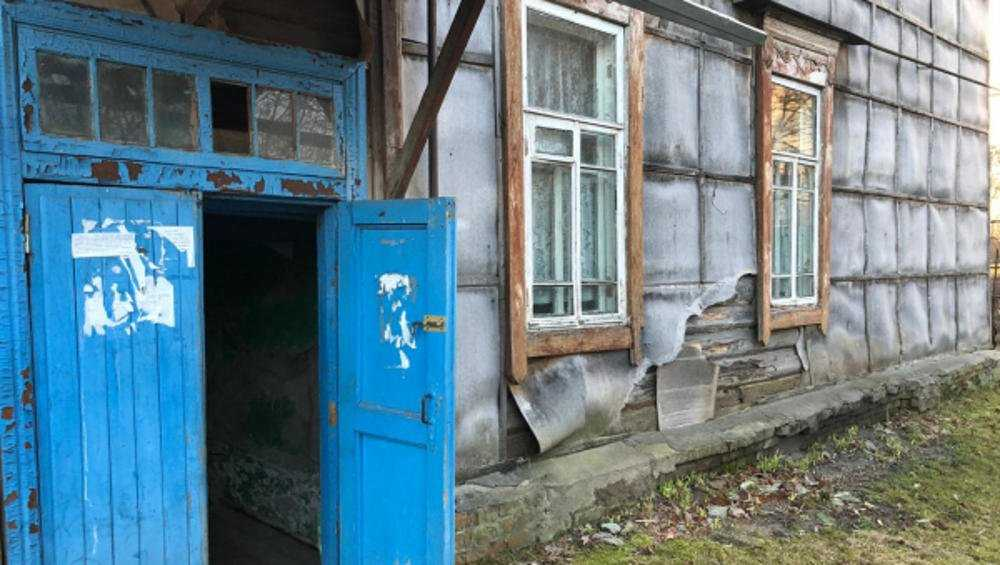 Брянские активисты ОНФ взялись за обветшалый жилой дом в Новозыбкове