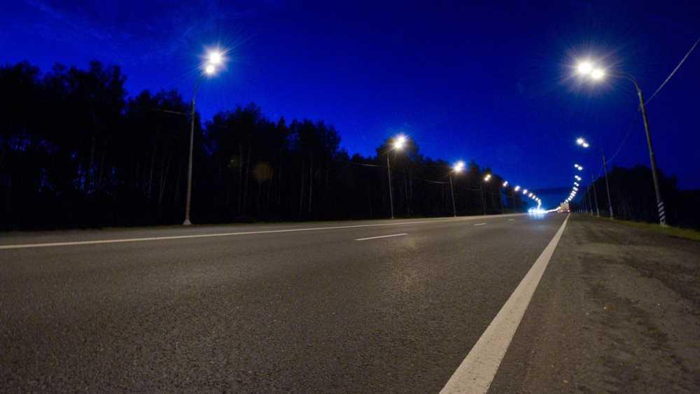 Брянскому управлению автодорог велели осветить дорогу в Мглинском районе