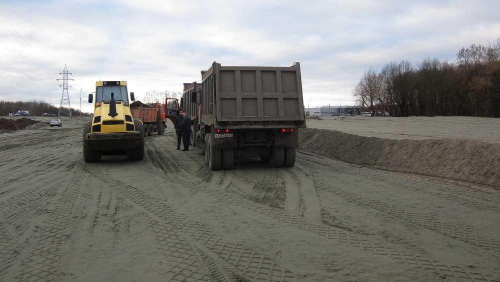 В Фокинском районе Брянска шесть дорог отремонтируют и одну построят