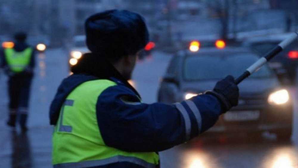 В Брянске в праздничные дни марта пройдут сплошные проверки водителей