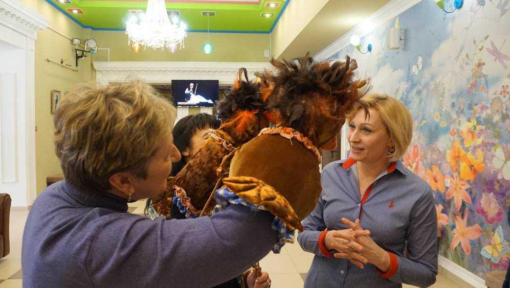 В Международный день театра кукол брянцев пригласили на YouTubе
