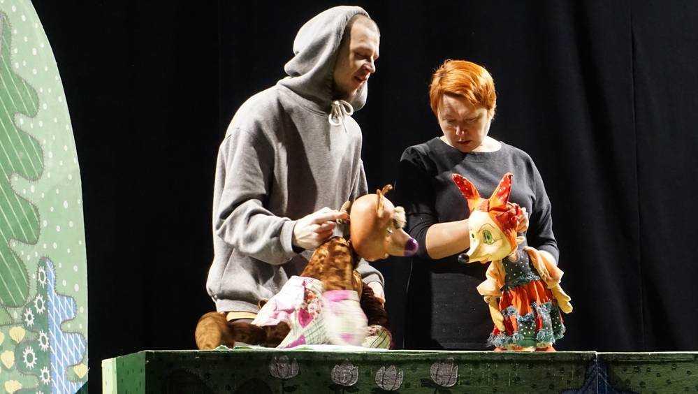 Брянский театр кукол живет и работает в условиях карантина