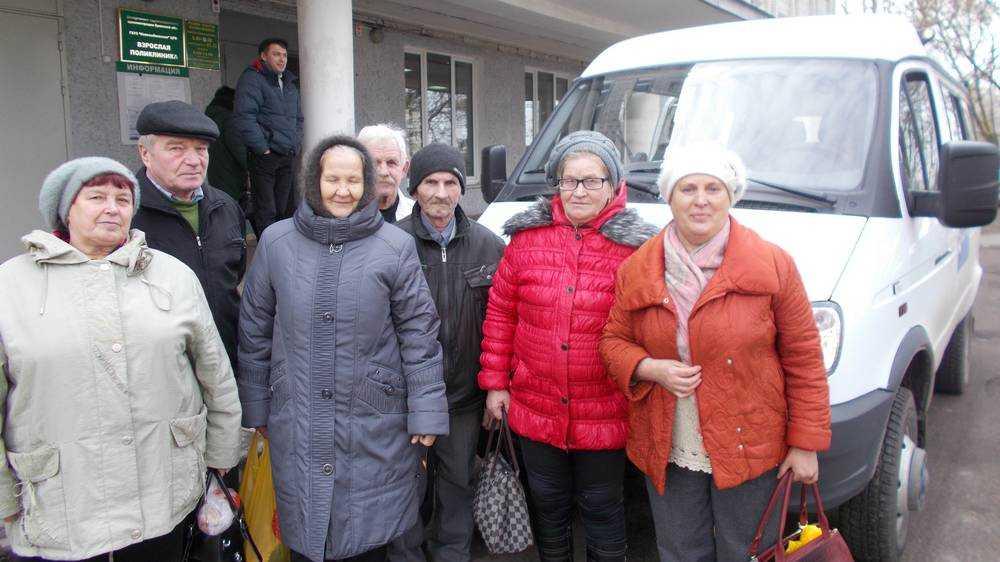 Диспансеризацию в Новозыбковском районе помогает осуществить проект «Демография»