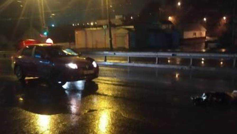 В Брянске скончался пешеход, сбитый легковушкой возле остановки