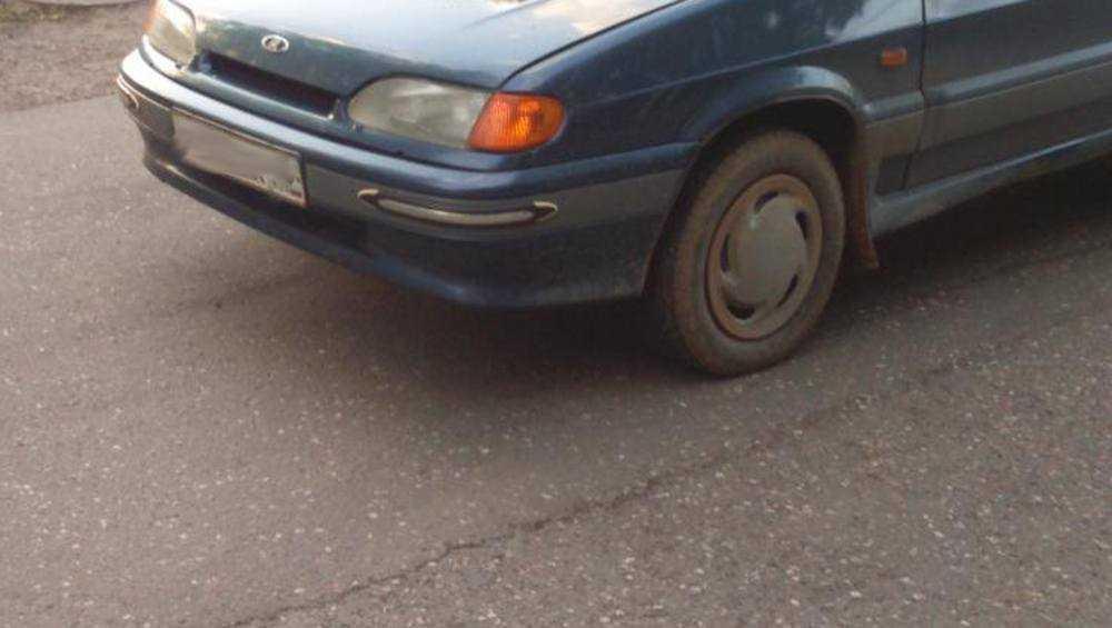 В Погаре под колесами автомобиля погиб пятилетний ребенок