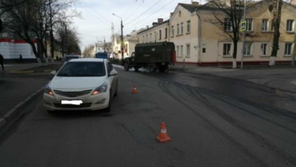 В Брянске Hyundai сбил 88-летнюю пенсионерку-нарушительницу