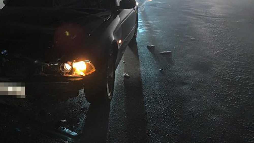 Молодой брянский водитель покалечил пешехода в Гордеевском районе