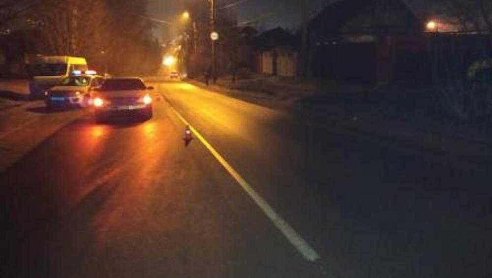 В Брянске два пешехода попали под колеса автомобилей