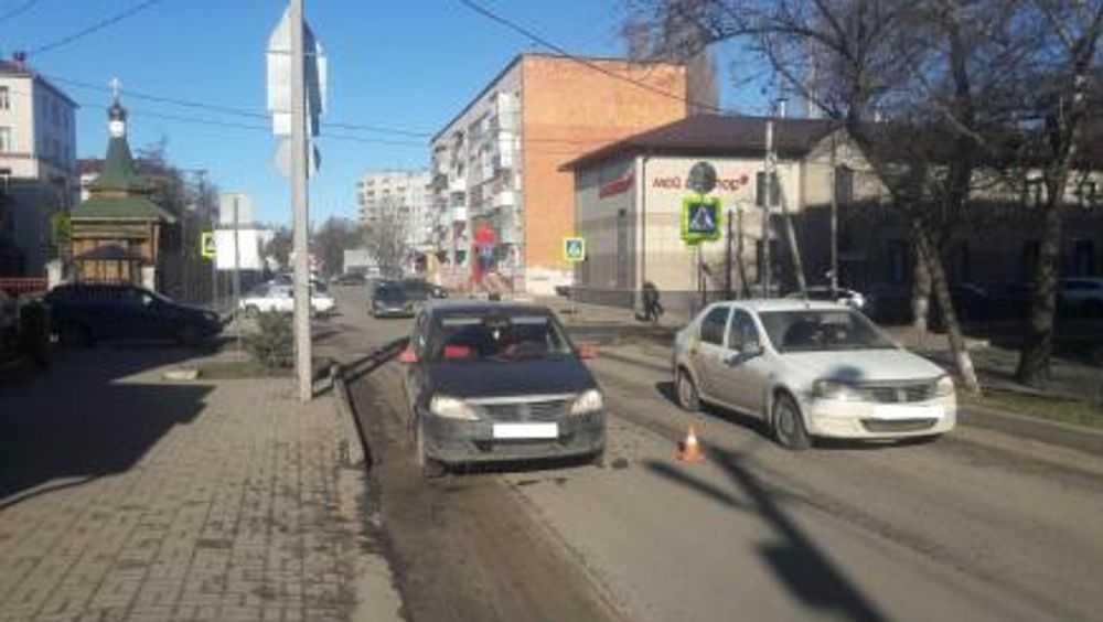В Брянске автомобилист сбил пенсионерку на пешеходном переходе