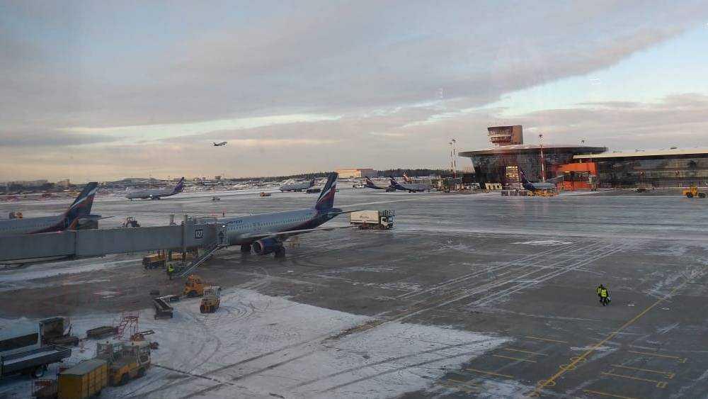 Брянец удивился безмятежности аэропорта «Кольцово» на Урале