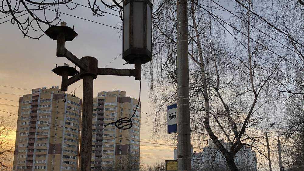 В Брянске попросили отдать старые фонари цыганам